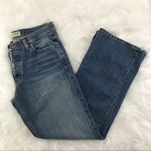 BKE Tyler Button Fly Jeans 32 Reg